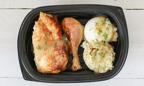 Chicken Individual Meal